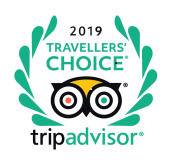 Tripadvisors travellers choice award